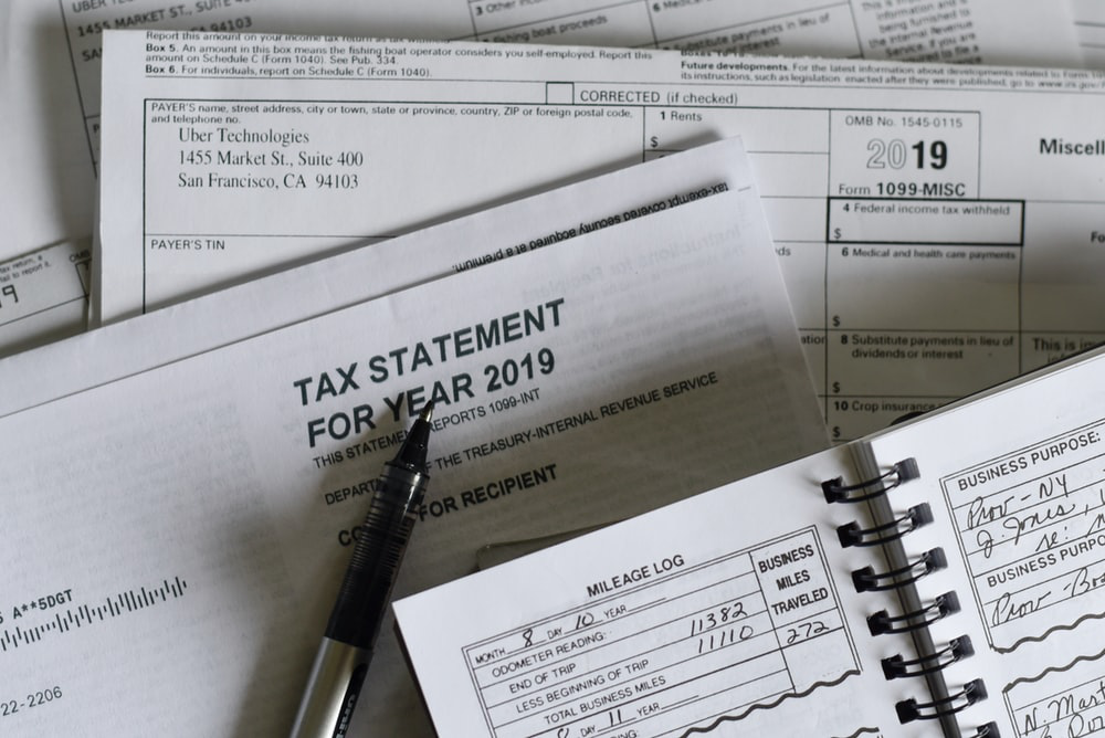 A taxpayer's documents